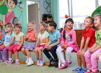 kolektiv dětí