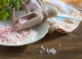 himalajská sůl